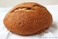 Pan integral Dessert Bread, Healthy Desserts, Banana Bread, Breads, Food, Pancakes, Salads, Healthy Breads, Healthy Baking