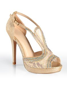 b3b3d38d6751 Available in  Nude White Heel Height  4 Sizes  Sweetie s Shoe Collections