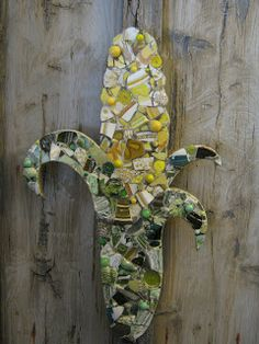 Eccentricities, Mosaics by Kelly Aaron: March 2013