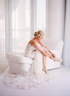 Gorgeous Enzoani Wedding Dress Photography Erika Delgado Lace Mermaid Long