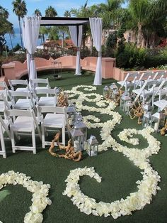 #wedding #bride #groom #flower #entrance #matrimonio #allestimenti #sposo #sposa