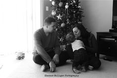 In-Home Holiday Session - New Jersey - Shannon Mulligan Photography #shanmullphoto