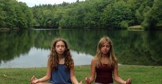 Kids can benefit from mindfulness meditation