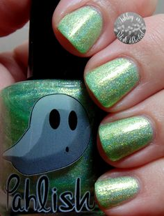 Pahlish Trick or Mint from the Happy Holo-ween Collection
