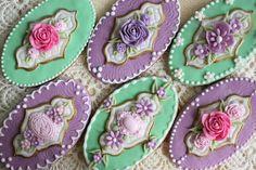 Victorian cookies