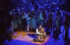 Aamulehti / Anu Ala-Korpela: Les Misérables: Tyylipuhdas veto, olkaa hyvät! (15.9.2013)