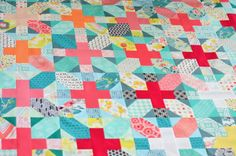Hyacinth Quilt Designs: Perfect Union...