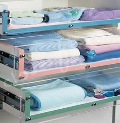 LuciteLux® drawer covers...