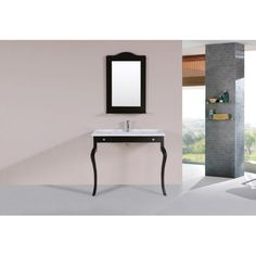 "Found it at Wayfair.ca - Marina 40"" Single Traditional Bathroom Vanity Set with Mirror"