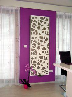 Nelíbí se vám klasický radiátor? Pořiďte si zrcadlo nebo obraz - Living Radiators, Curtains, Home Decor, Blinds, Radiant Heaters, Heating Radiators, Interior Design, Draping, Home Interior Design