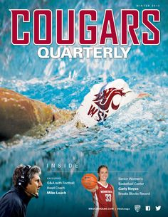 Cougars Quarterly (Winter 2013 issue)