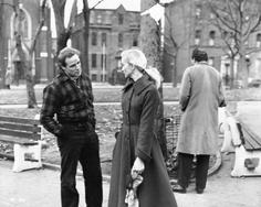 Marlon Brando and Eva Marie Saint in Elia Kazan's Film 'On The Waterfront' Photo
