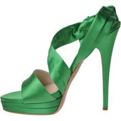 Platform sandals Green - Platform sandals Green.jpeg