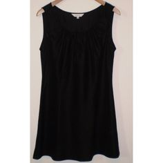 East Black Sleeveless 100% Linen Summer Holiday Dress, Size 14 Listing in the Dresses,Womens Clothing,Clothes, Shoes, Accessories Category on eBid United Kingdom | 145740204