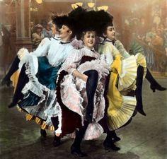 Картинки по запросу can can dancers moulin rouge