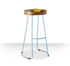 17 Bar Stools That Will Take Your Kitchen to the Next Level via Brit + Co