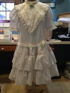 Dress from Meet me in St Louis with Judy Garland