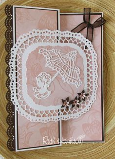 A Passion For Cards: Charlotte Cameo and Umbrella Rococo dies