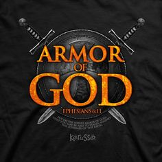 Kerusso Christian T-Shirt | Armor of God