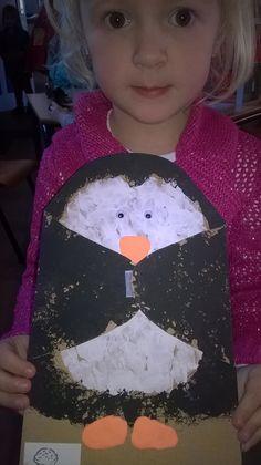 nieuwjaarsbrief pinguin gesloten
