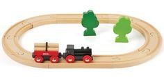 Деревянная железная дорога: любые элементы, рельсы, поезда или наборы. Кроме дорог из Ikea.