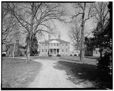 Blandfield,1769 --  U.S. Route 17 & State Route 624, Caret, Essex County, VA