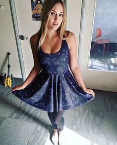 WEBSTA @ thenaomikyle - #ootd here's your Thursday constellation prize.  #outfitoftheday