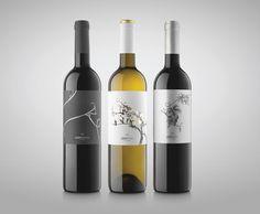 """Jaspi"" by Atipus Wine Design, Bottle Design, Label Design, Graphic Design, Wine Packaging, Brand Packaging, Packaging Design, Wine Advertising, Bar"