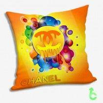 Chanel Bubble Bright Color Pillow Cases