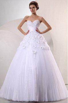Organza Wedding Gowns, Cheap Lace Wedding Dresses, Wedding Dress Prices, White Lace Wedding Dress, Wedding Dresses 2014, Cheap Prom Dresses, Bridal Gowns, One Shoulder Wedding Dress, Gown Wedding