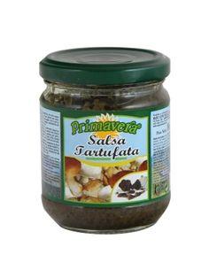 Sos z czarnych trufli  • salsa z czarnych trufli • doskonała do przystawek, makaronów • wyśmienita do mięs