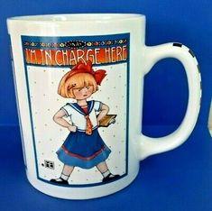 Mary Engelbreit Mug I M IN CHARGE HERE