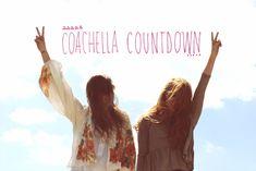 Coachella 2013: The Countdown Is On!