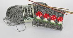 Lusten att sticka vantar har börjat infinna sig på allvar, inspiration och mönster finns i mängder, det är alltid något mönster man fastnar... Mittens Pattern, Knit Mittens, Knitted Hats, Yin Yang, Knitting Patterns, Knitting Ideas, Coin Purse, Crochet, Crafts