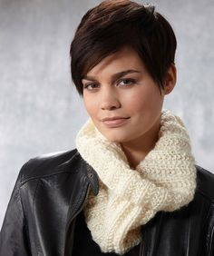 Easy In-the-Round Cowl