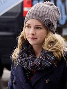 Hayden  @graceauble21 The actress is Brittnay Robertson. I want her as the Dreamcast for Hayden, I'm thinking.