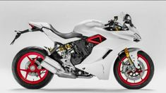 Mixing superbike styling with a road-friendly design, the Ducati Supersport Motorcycle is a high-performance machine for the daily rider. Ducati Supersport, Ducati Scrambler, Ducati Xdiavel, Ducati 1299 Panigale, Ducati Motorcycles, Ducati Monster, Bobbers, Choppers, Motorcycle Price