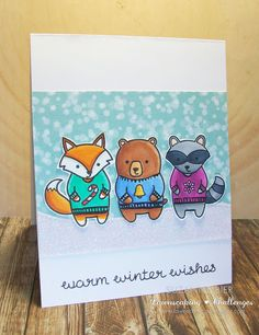 Warm Winter Critters