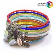 Tanga Deals - Colorful Bead Stainless Steel Bracelets - $7.99! Free shipping! - http://www.pinchingyourpennies.com/tanga-deals-colorful-bead-stainless-steel-bracelets-7-99-free-shipping/ #Beadedbracelets, #Pinhcingyourpennies, #Tanga