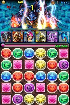 パズル&ドラゴンズ  開発: GungHo Online Entertainment, Inc.