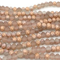 3//4//5//6//8//10mm Acrylique Ronde Perle Spacer Loose Beads Jewelry Making Craft B4