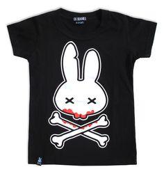 Blood Bunny Kids Tee