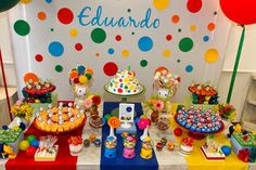 bolo aniversário palavra cantada coloridos - Pesquisa Google
