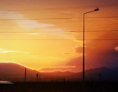 """Check out new work on my @Behance portfolio: """"sunset road"""" http://be.net/gallery/52463613/sunset-road"""