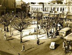 1945 - Largo São Bento.