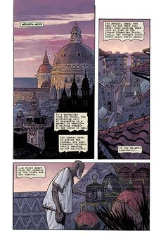 Messantia from Conan the Barbarian issue 5