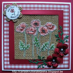 Beccy's Place: New Release: Poppies