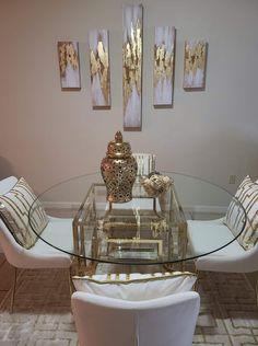Dinner Room, Home Interior Design, Chandelier, Ceiling Lights, Kitchen, Home Decor, Dining Room, Candelabra, Cooking