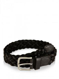 JACK & JONES Woven Belt buy from koovs.com