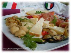 Federico II Genuine Italian Experience: Antipasto veloce del viandante
